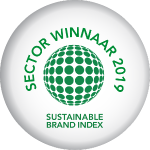 ASN Bank is sector winnaar 2019 van de Sustainable Brand Index Award